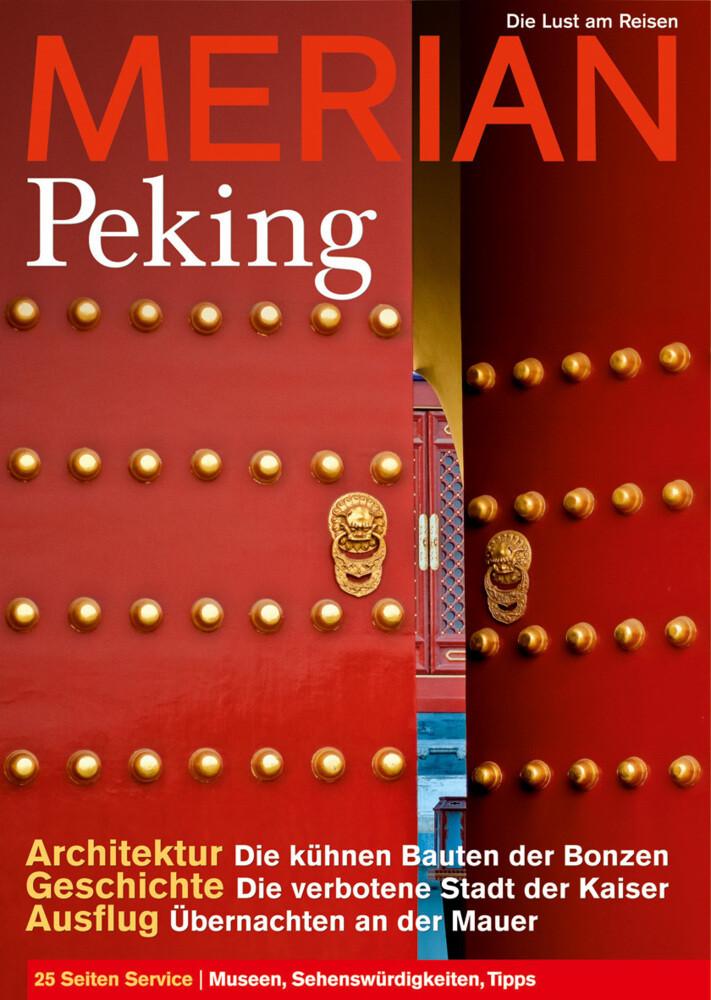 MERIAN Peking als Buch von