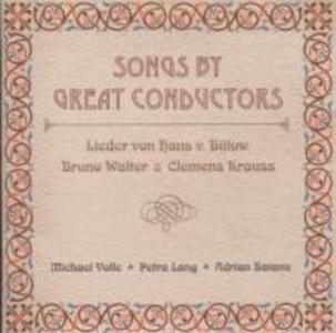 Songs By Great Conductors