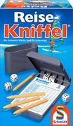 Schmidt Spiele - Reise Kniffel mit Zusatzblock