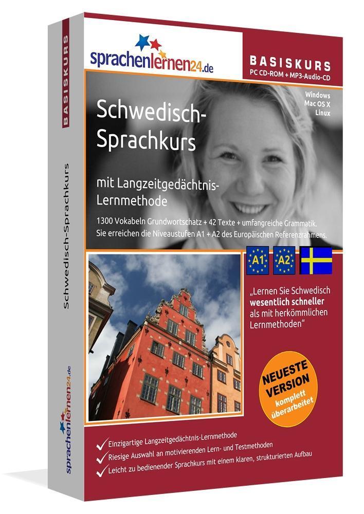 Sprachenlernen24.de Schwedisch-Basis-Sprachkurs...