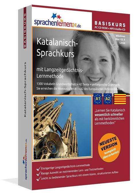 Sprachenlernen24.de Katalanisch-Basis-Sprachkur...