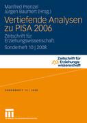 Vertiefende Analysen zu PISA 2006