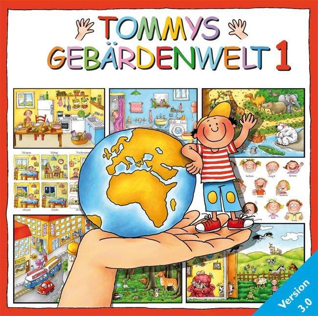 Tommys Gebärdenwelt 1, Version 3.0. CD-ROM für ...