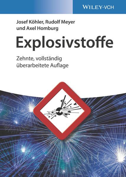 Explosivstoffe als Buch