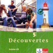 Découvertes 5. Schüler-Audio-CD
