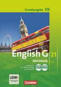 English G 21. Grundausgabe D 3. Workbook mit CD-ROM (e-Workbook) und CD