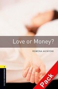 Oxford Bookworms Stage 1: Love or Money? Cd Pack ED 08