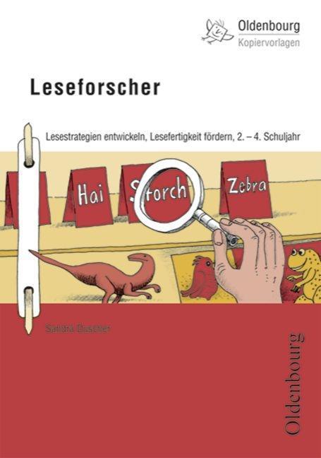 Leseforscher als Buch von Sandra Duscher