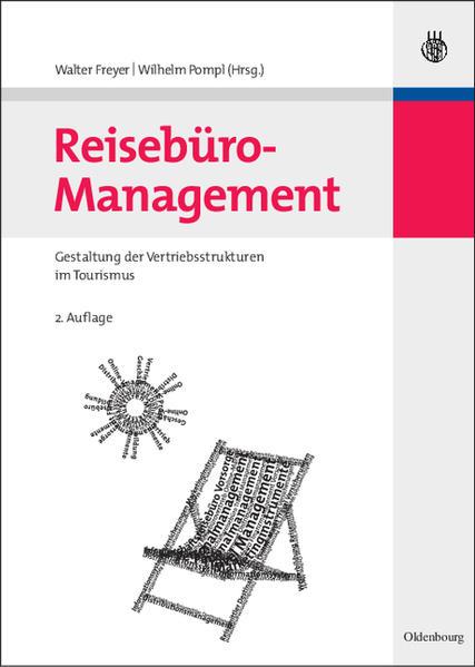 Reisebüro-Management als Buch von