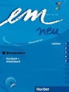 em neu 2008 Brückenkurs Kursbuch, Arbeitsbuch , Lektion 1 - 5 mit Arbeitsbuch-Audio-CD