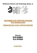 Membrane Separations Technology: Principles and Applications