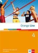 Orange Line 4. Grundkurs Klasse 8. Workbook mit Audio-CD