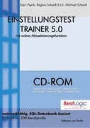 Einstellungstest-Trainer 5.0. Für Windows Vista/2003/XP/2000/NT/98