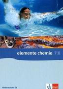 Elemente Chemie 7/8. Sekundarstufe I. Schulbuch. Ausgabe Niedersachsen für G8