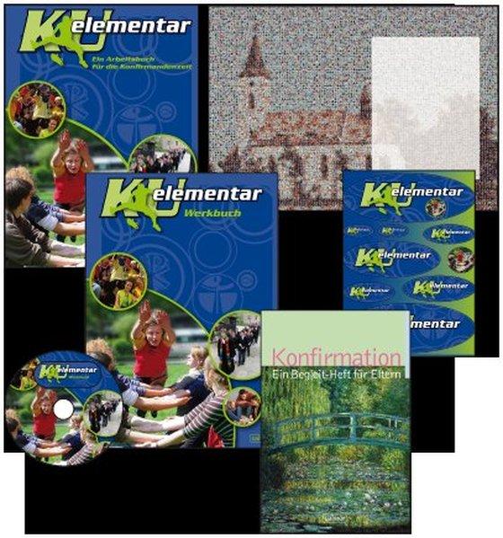 Kennenlern-Angebot: KU elementar als Buch