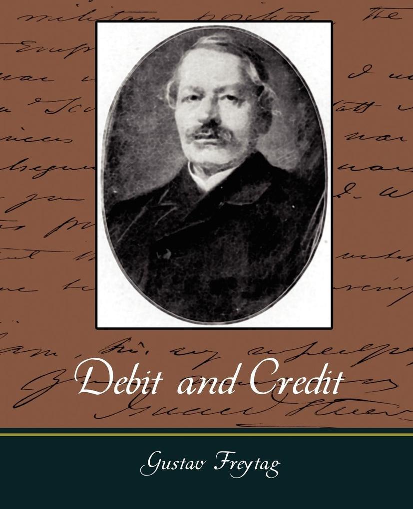Debit and Credit als Taschenbuch von Gustav Fre...