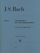 Notenbüchlein für Anna Magdalena Bach 1725