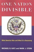 One Nation Divisible: What America Was and What It Is Becoming