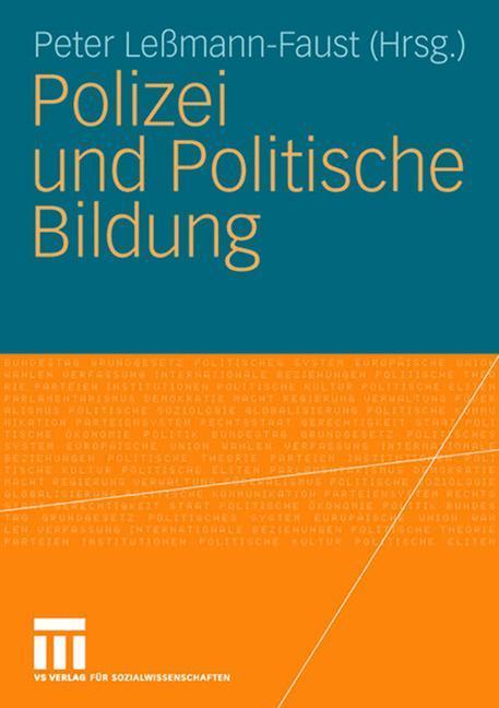 Polizei und Politische Bildung als Buch von
