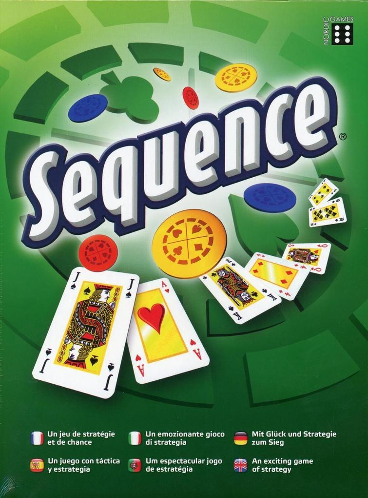 Winning Moves - Sequence als Spielwaren
