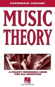 Music Theory: A Pocket Reference Guide for All Musicians