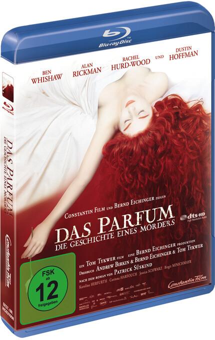 Das Parfum - Die Geschichte eines Mörders als DVD