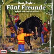 Fünf Freunde 40 und das verschwundene Pferd. CD