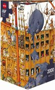 Loup Arche Noah. Puzzle 2000 Teile