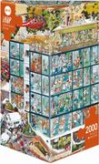 Loup Emergency Room. Puzzle 2000 Teile