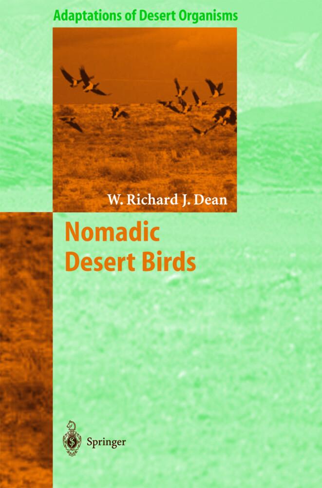 Nomadic Desert Birds als Buch (gebunden)