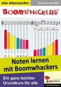 Noten lernen mit Boomwhackers / Band 1