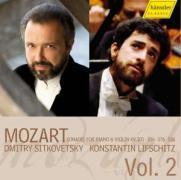 Sonaten F.Violine U.Klavier Vol.2