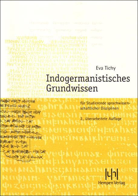 Indogermanistisches Grundwissen als Buch