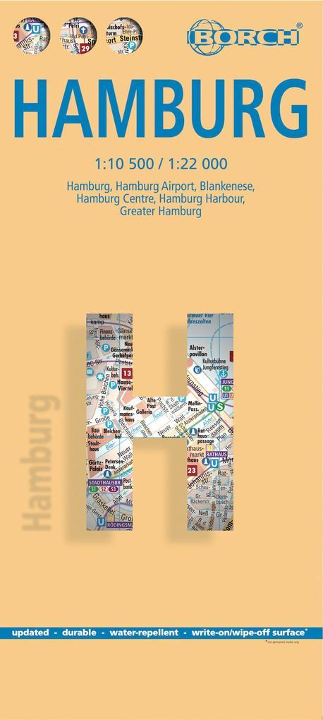 Hamburg 1 : 10 500 / 1 : 22 000 als Buch von