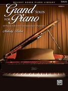 Grand Solos for Piano, Bk 4: 10 Pieces for Early Intermediate Pianists