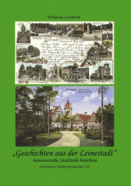Geschichten aus der Leinestadt als Buch von Wol...