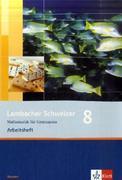 Lambacher Schweizer. 8. Schuljahr. Arbeitsheft plus Lösungsheft. Hessen