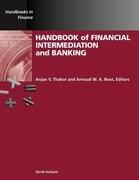 Handbook of Financial Intermediation and Banking