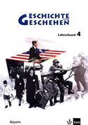 Geschichte und Geschehen K 4. Lehrerband. Bayern