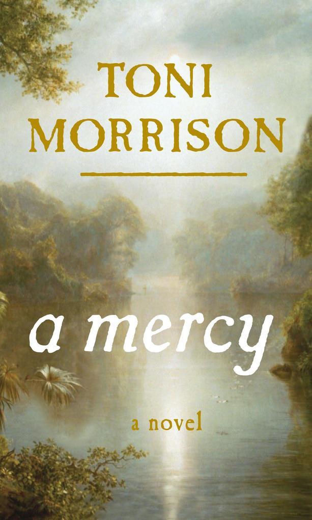 A Mercy als Buch