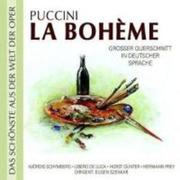 Pucchini: La Boheme-Oper Deutsch gesungen