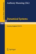 Dynamical Systems - Warwick 1974