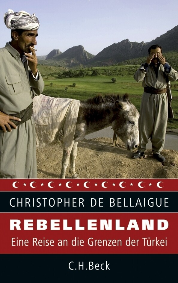 Rebellenland als Buch
