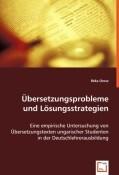 Übersetzungsprobleme und Lösungsstrategien