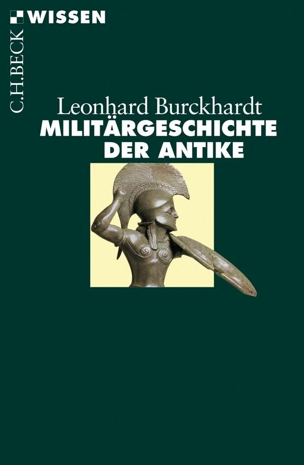 Militärgeschichte der Antike als Taschenbuch