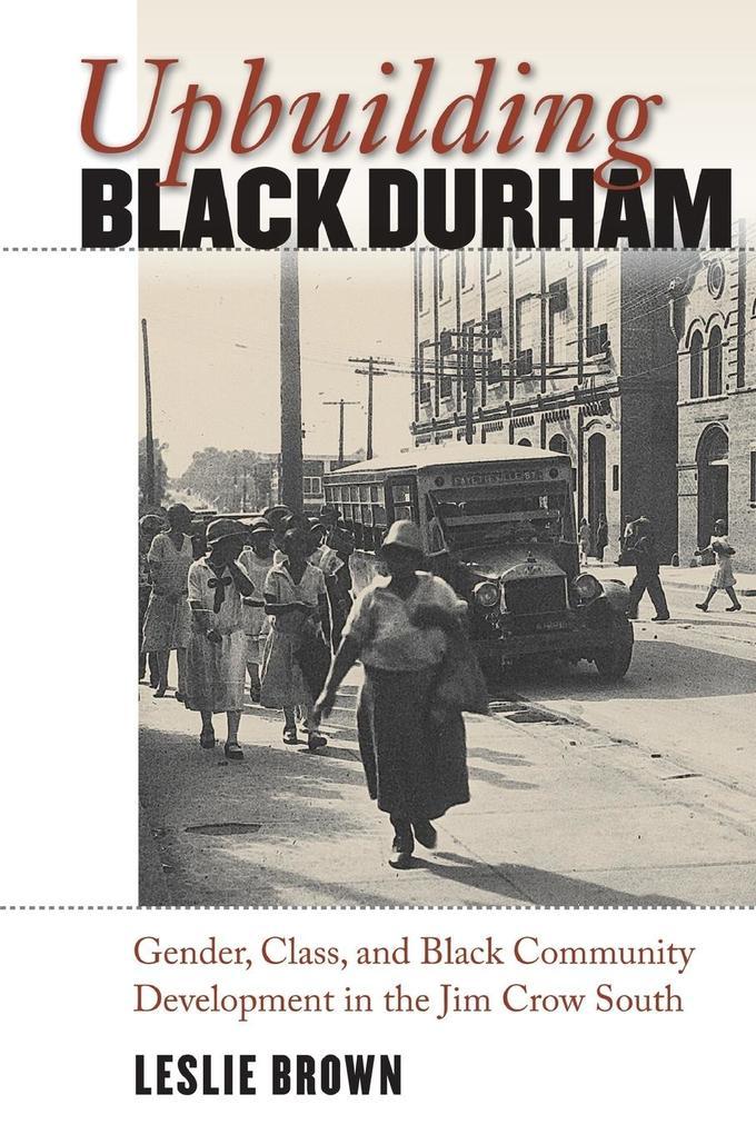 Upbuilding Black Durham als Taschenbuch von Les...