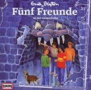 Fünf Freunde 31 in der Geisterbahn. CD