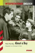 Interpretationshilfe Englisch: About a Boy