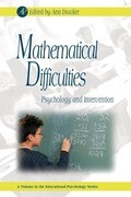 Mathematical Difficulties: Psychology and Intervention