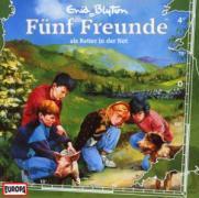 Fünf Freunde 04 als Retter in der Not. CD